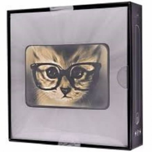 Power Bank Compact With Print 5000 mAh (Cat)