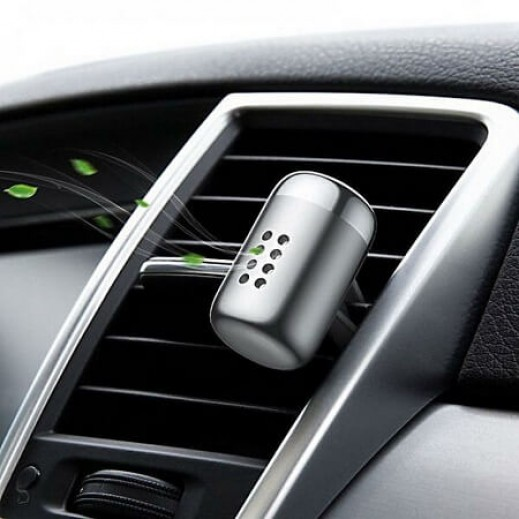 Aroma Baseus Little Fatty In-Vehicle Fragrance (Silver)