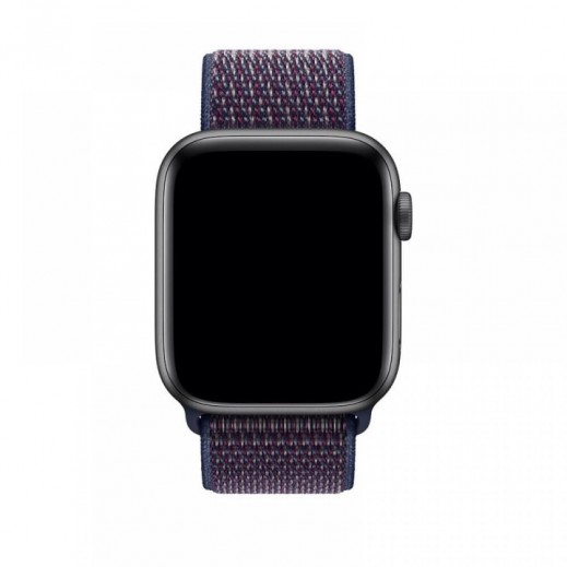 Curelușă  Sport Loop 38/40 mm (Indigo)