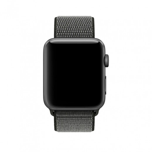 Curelușă  Sport Loop 38/40 mm (Black)