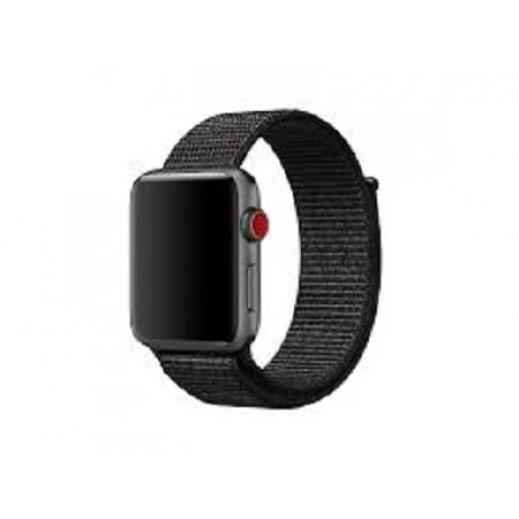 Curelușă  Sport Loop 42/44 mm (Black)
