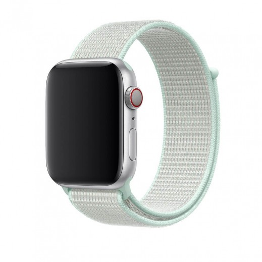 Curelușă  Sport Loop 42/44 mm (Teal Tint)