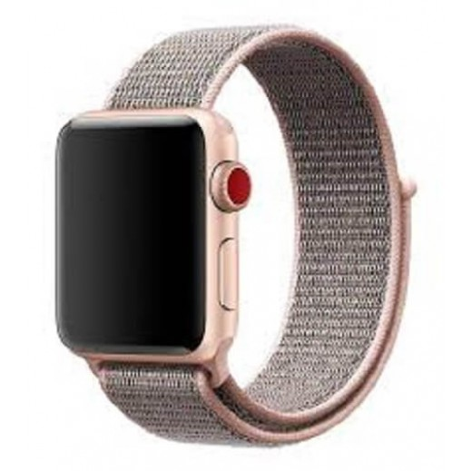 Curelușă  Sport Loop 38/40 mm (Pink Sand)