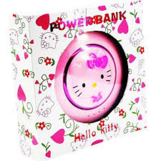 Power Bank (10800 mAh) Pokemon Hello Kitty